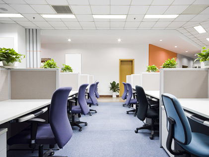 Office Space Refurbishments